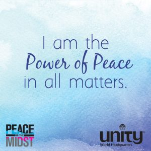 24th Annual Unity World Day of Prayer @ Unity in Edinboro