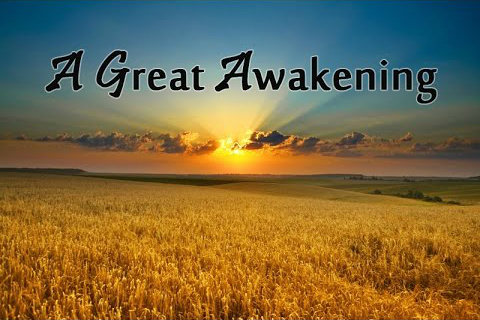 A Great Awakening Speed Up